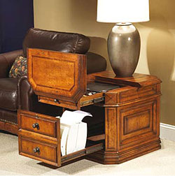 Occasional Furniture Buying Guide - Nesting table with drawer