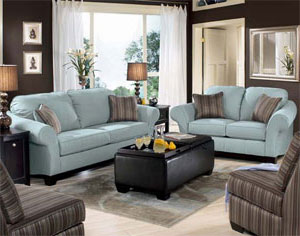 Ashley Signature Upholstery, Samuel Frederick Fine Furniture Paragon  Collection, 179 10 1629