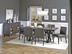 Gray Dining Room | Untitled Document