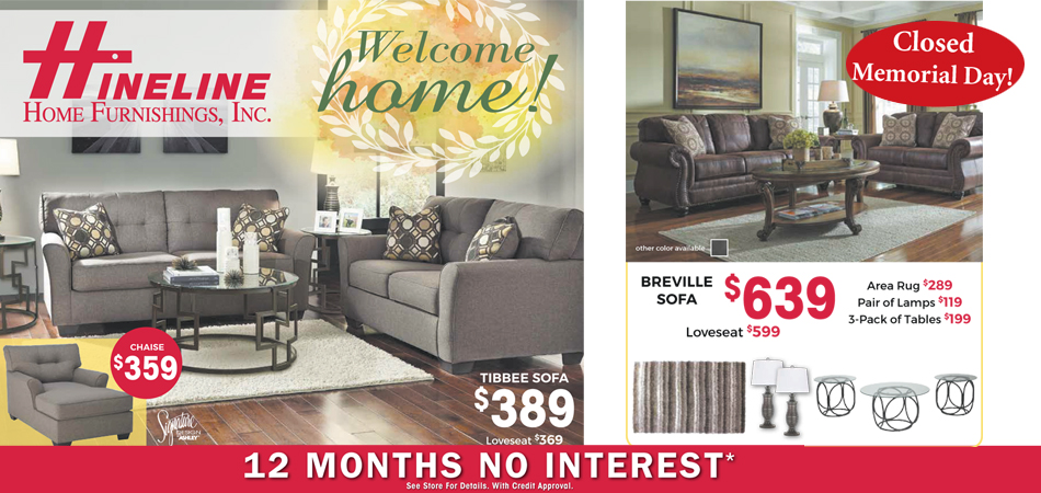 PrevNext. Hineline Home Furnishings   Harlan IA  Maryville MO  Furniture