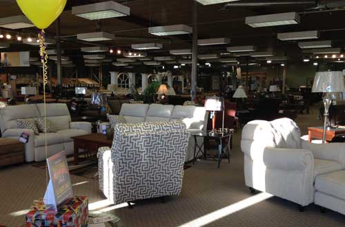 Hineline Home Furnishings About Us